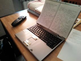 Un vero notebook