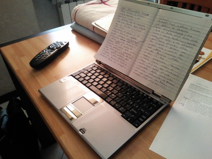 Un vero notebook